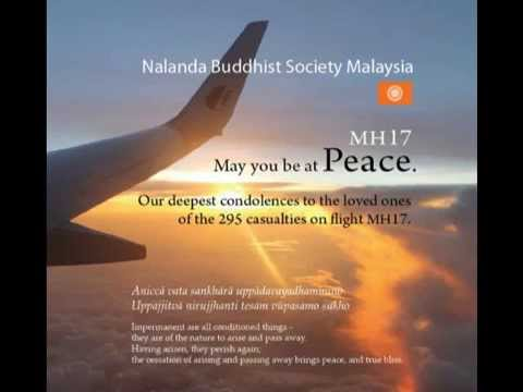 MH17 Tribute