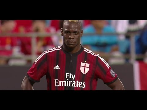 Mario Balotelli vs Liverpool (Pre-Season 14-15) HD 720p by i7xComps