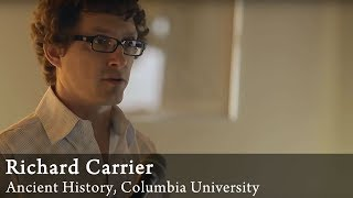 Video: Christian Gospels are Symbolic Fiction; mythical narratives mined from Jewish texts and Pagan myths. Gospels are not history - Richard Carrier