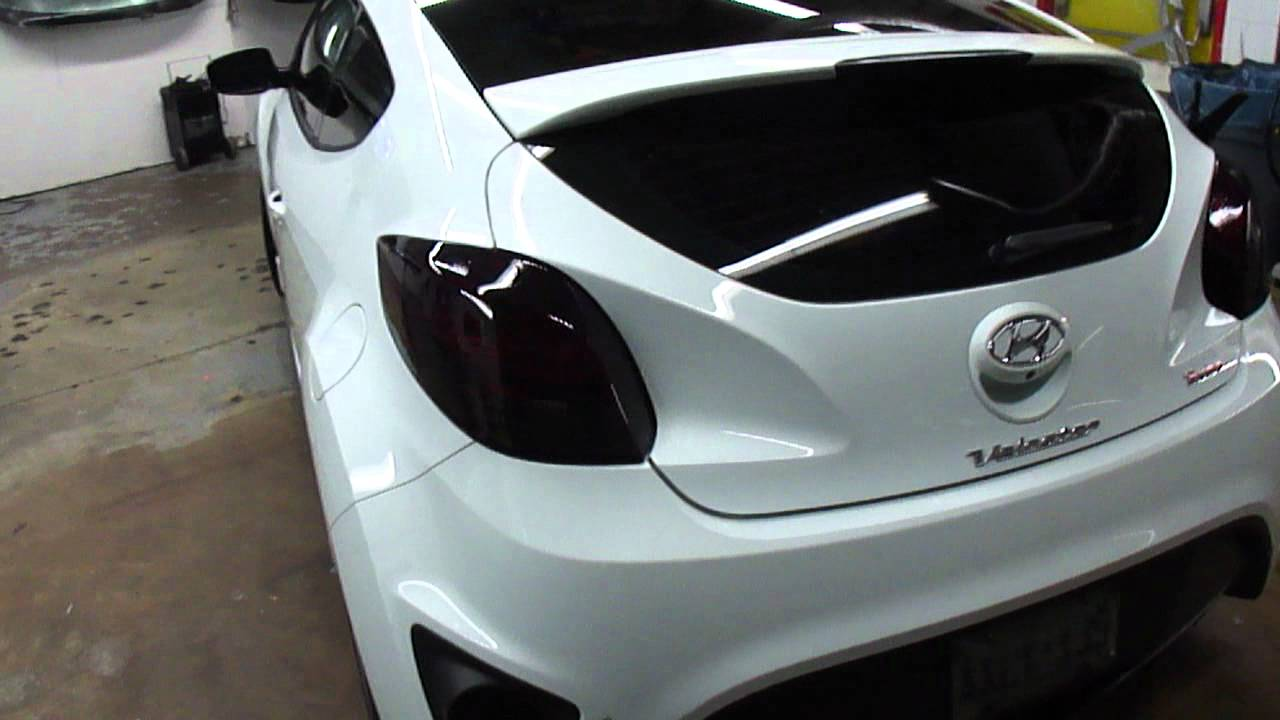 Auto Tint Scarborough Hyundai Veloster Youtube