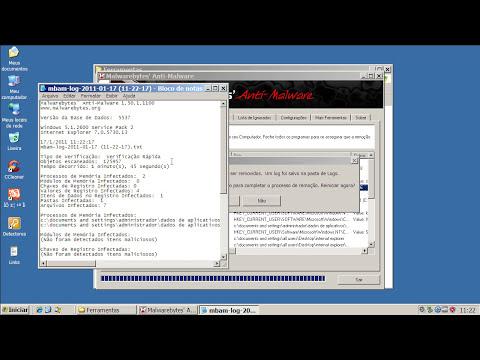 ClamWin Free Antivirus v0.96.5 - Teste Preventivo (Preventive Test)