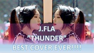 """Download Lagu Imagine Dragons """"Thunder"""" BEST COVER by J.Fla - Korean Youtube Sensation Gratis STAFABAND"""