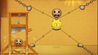 ► #2 Kick the Buddy (Android/ios) Gameplay - buddy gets witch cauldron &  broomstick