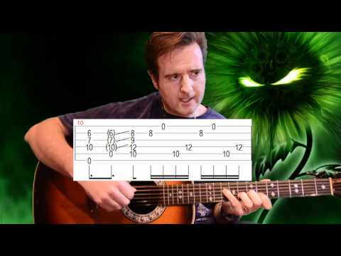 John Mayer - Your Body Is A Wonderland - Acoustic Grammy Version Guitar Tutorial With TAB