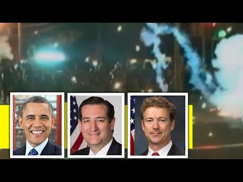Ferguson Reaction Includes Rand Paul, Ted Cruz STUNNERS