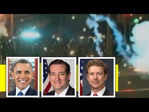 Ferguson Reaction Includes Rand Paul, Ted Cruz STUNNERS