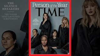 Taylor Swift and Ashley Judd Are Part of 'Time' Magazine's Person of the Year