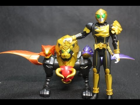 Kamen Rider Beast & Beast Chimera Wap!08 video