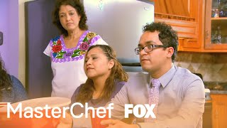 Cesar Takes A Visit To See His Family | Season 9 Ep. 22 | MASTERCHEF