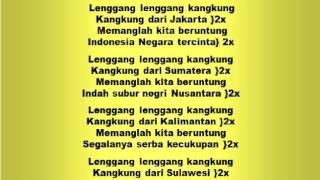 Download Lagu Lagu dan Tari Nusantara: LENGGANG KANGKUNG - Lagu Anak Gratis STAFABAND