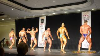 Bodybuilding Stage Video From the 2015 NPC Universe Championships
