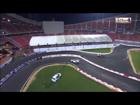 Race of Champions 2012 - David COULTHARD vs Jamie WHINCUP