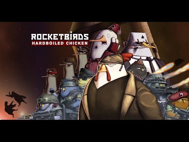 Руководство запуска: Rocketbirds 2 Evolution по сети