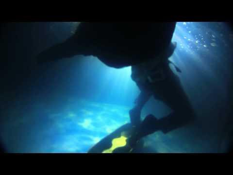 Longboarding underwater - Psicosurf