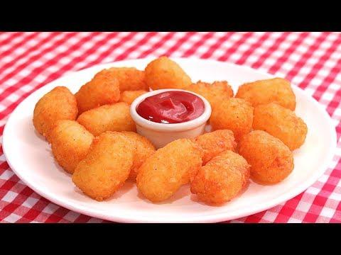 Tater Tots | Aperitivo de Patata muy Fácil y Delicioso! thumbnail
