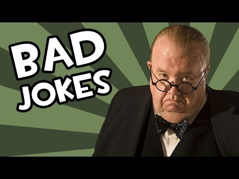 Bad Jokes with Ian McNeice from Doctor Who