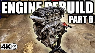 How to Mount an Engine to an Engine Stand (FOOL PROOF)