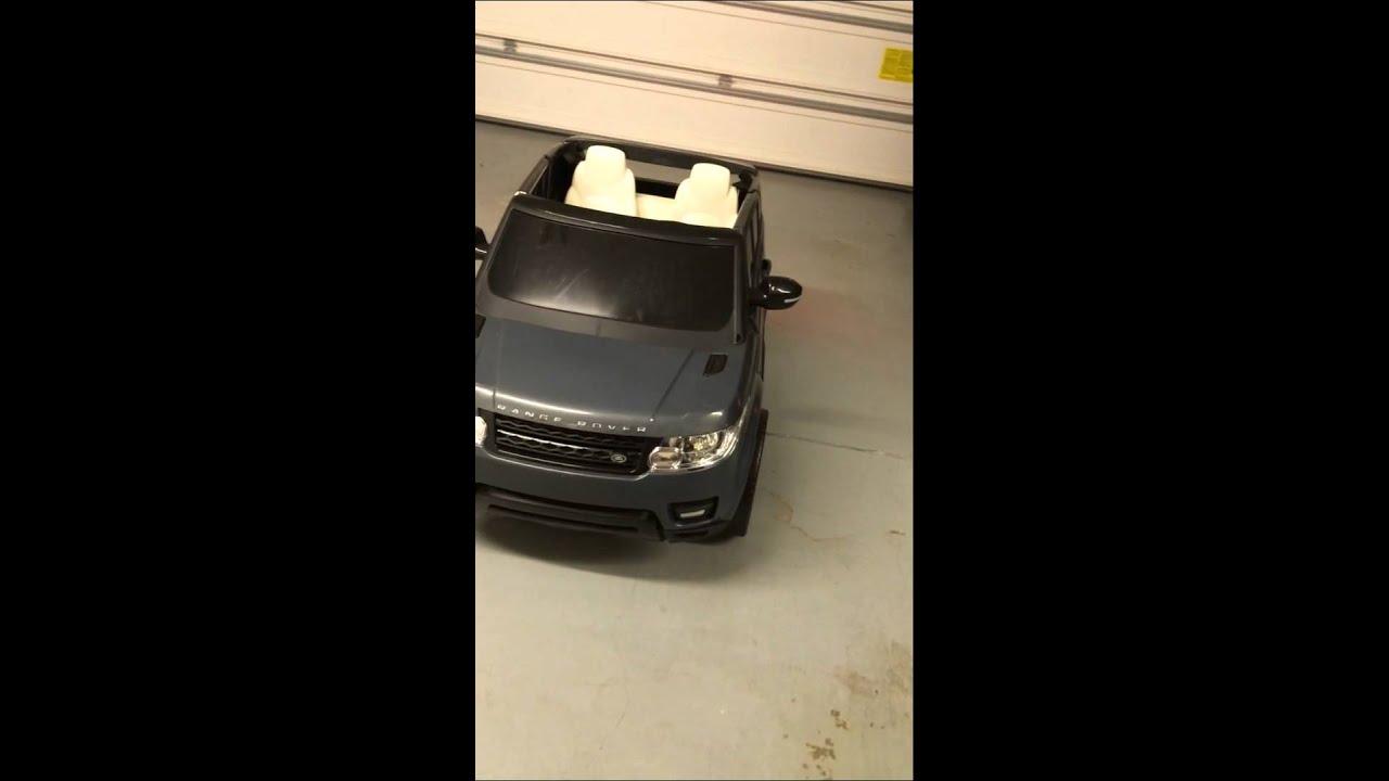 Range Rover Power Wheels Range Rover Power Wheels