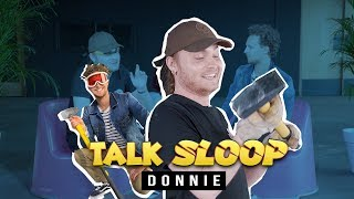 DONNIE SLOOPT TALKSHOW | TALKSLOOP AFL #1