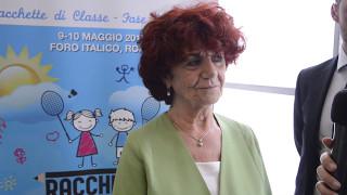 Racchette di Classe 2017, le parole della Ministra Valeria Fedeli