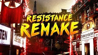 New MW3 Resistance Map Remake in WW2