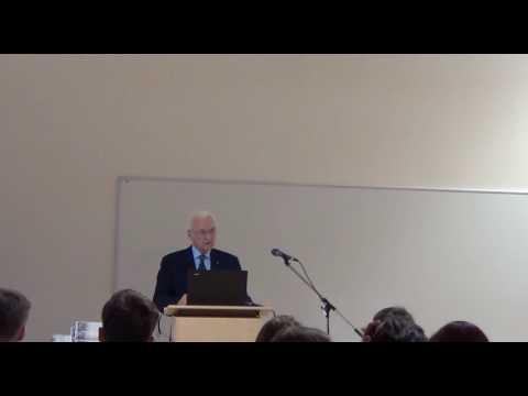 Arnold Rüütli kõne Jüri Gümnaasiumis