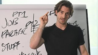 Why Everything You Know About Confidence Is Wrong (Matthew Hussey, Get The Guy)