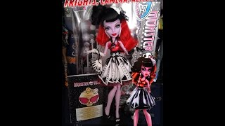 Monster High Frights Camera Action Operetta Türkçe Tanıtım