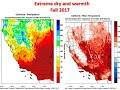 Strong Santa Ana Wind and Extreme Fire Danger - NWS San Diego