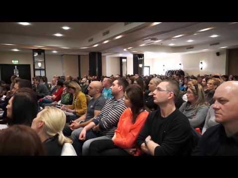 JERZY ZIĘBA - STATYNY. DUBLIN 30.01.2016