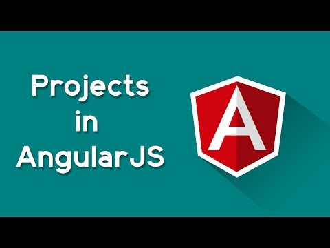 Learn AngularJS | Projects in AngularJS  - Intro