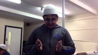 Learning Quranic Duas