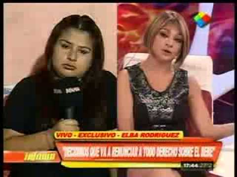 "Elba Rodríguez: Voy a ser madre soltera, mi ex decidió desaparecer"""