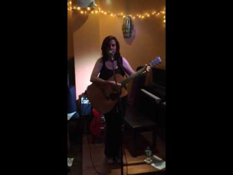 Valerie Gomes original song Something Sweet Path Cafe