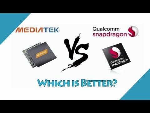 Snapdragon vs Mediatek - Which is better & Why?