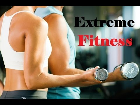 Extreme Fitness - NoNsToP Fitness Hits Mix 2014 (Official TETA...