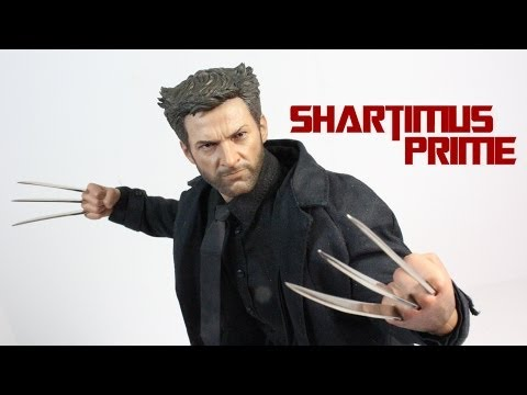 Hot Toys The Wolverine Movie Masterpiece MMS220 1/6 Scale Figure Review