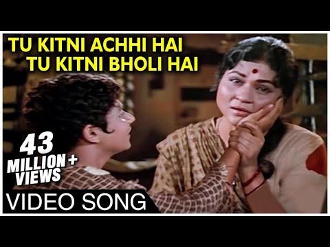 Tu Kitni Achhi Hai - Nirupa Roy & Mahesh - Raja Aur Runk video