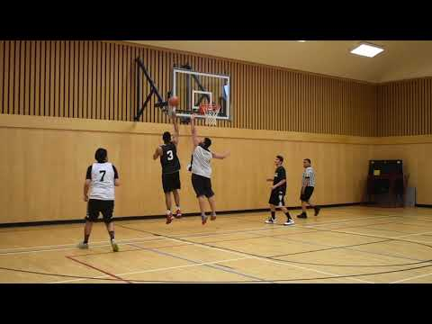 2018 Surrey Summer League - Venue vs Ballaholics - Roundball BC Mens Basketball League
