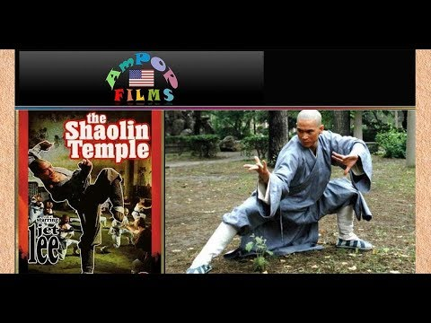 Shaolin Temple video