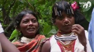Oscar winner urges you to join the movement for tribal peoples