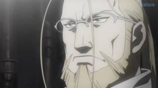 Van Hohenheim vs Father // Fullmetal Alchemist: Brotherhood