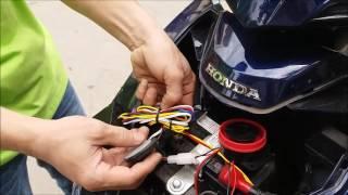 [KEYONE] Hướng dẫn lắp đặt cho xe máy Honda Air Blade