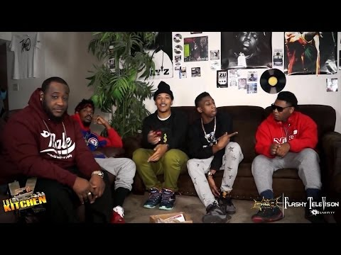 The Kitchen Web Show For Independent Artists Episode 8 ADD+ And Yung Nation [User Submitted]