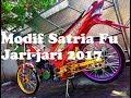 Modifikasi Suzuki Satria Fu 2012 New Concept 2017