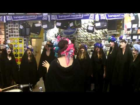 Gaggle - Liar - at Banquet Records
