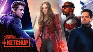 What to Expect from Marvel on Disney+ | Rotten Tomatoes TV