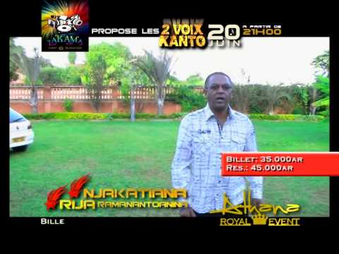 Njakatiana & Rija Ramanantoanina   Les 2 Voix Kanto By Lakama Ep video
