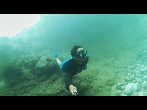 Free Diving & Fail Cliff Jumping di Curug Pangeran Taman nasional Gunung Salak