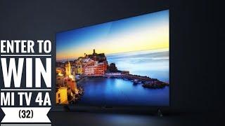 Xiaomi Mi Led Smart TV 4A Giveaway